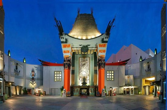 Hollywood 30-Minute TCL Chinese Theatre VIP Tour