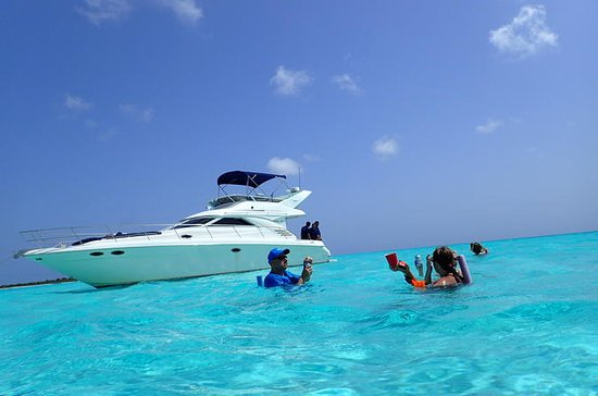 5-Hour Private Luxury Yacht Snorkel