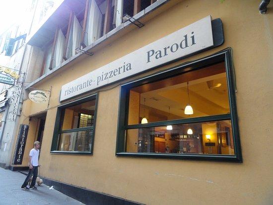 Bagni Parequa: resto