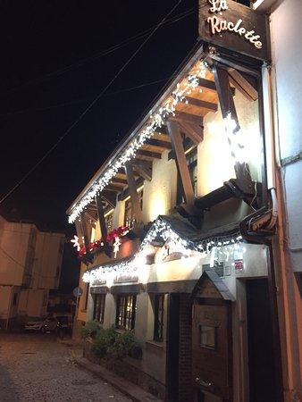Navidad en La Petit Raclette
