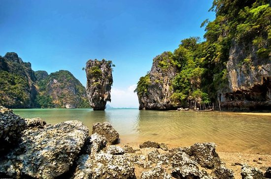 James Bond Island inklusive kanotur...