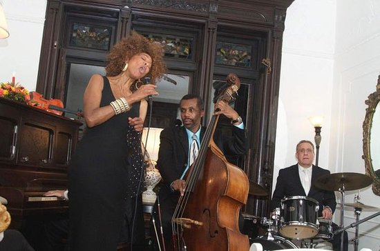 Jazz Fest Concert Series and Fish Fry Option