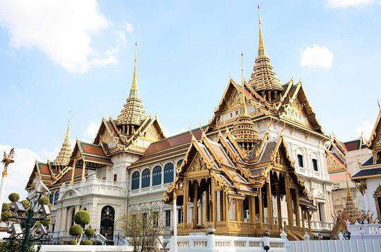 Bangkok Grand Palace & Shopping Tour...