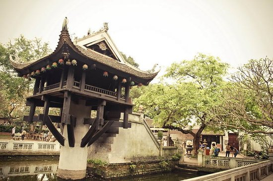 Private Hanoi Full-Day City Tour