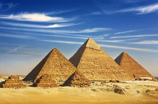 Full-day tour to Giza Pyramids...
