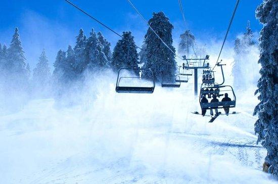 Serra da Estrela Tour with Ski Day Trip from Porto