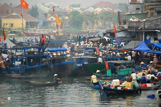 Hoi An Sunrise Cruise and Fish Market...