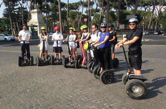 Segway Tour Around Imperial Rome