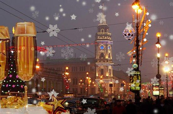 St.Petersburg Christmas City Tour...