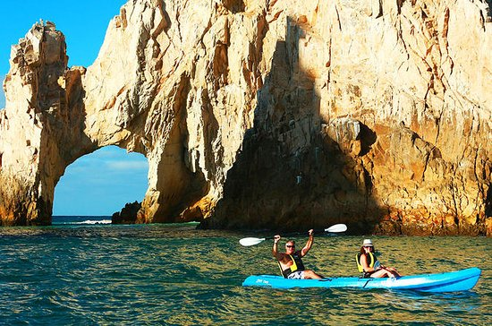 Kayak Tour in the Cabo San Lucas Bay...
