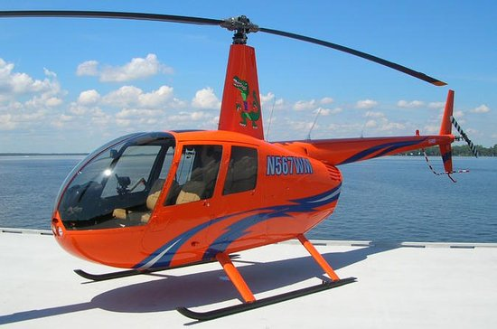 St Petersburg Private Helicopter Tour