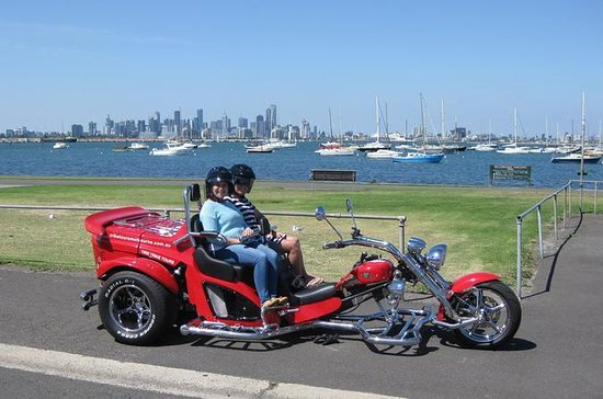 Trike Tour av Melbourne West Gate og...