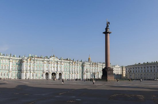 Hermitage Museum Tour in St Petersburg