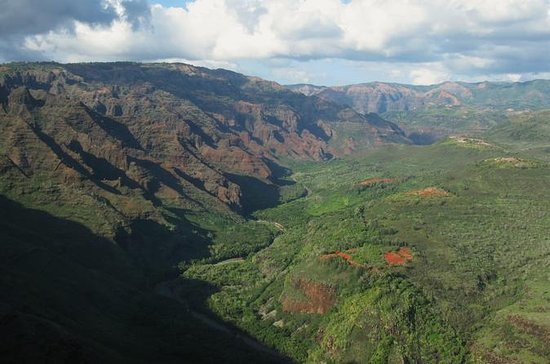 Private Waimea Canyon Kauai Sightseeing Tour