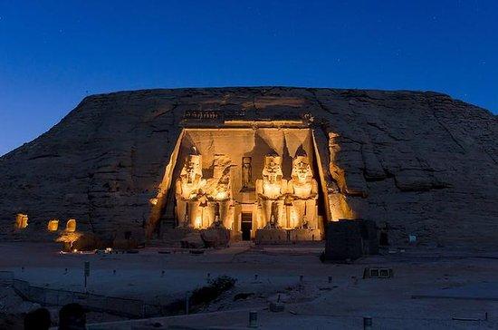 Temples du Roi Ramsès II et la reine...