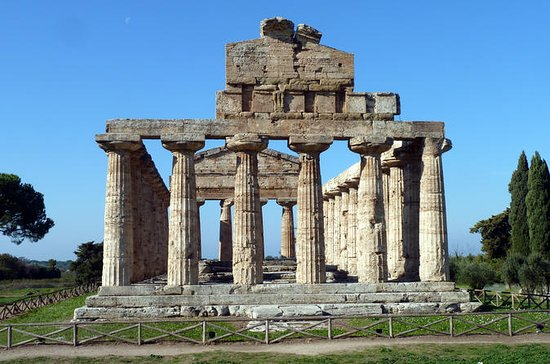 Salerno and Paestum Full-day Coach ...