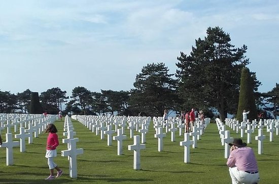 D-Day Beaches Private Tour from Caen