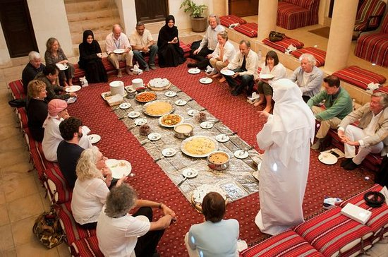 Authentic Emirati Cultural Meal and...