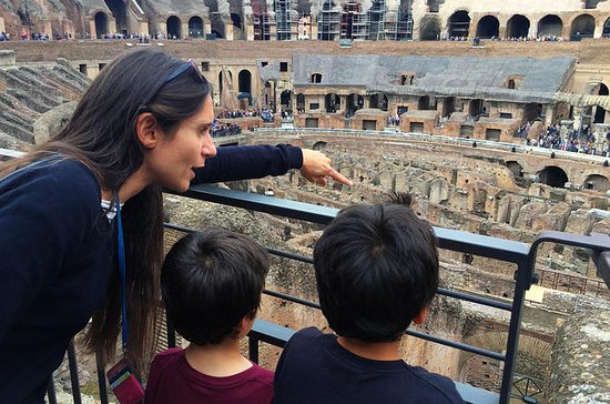 Skip the Line - Colosseum and Ancient...