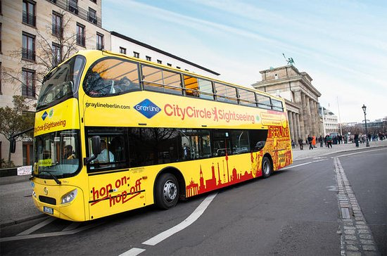 Berlin Hop-On Hop-Off Tour...