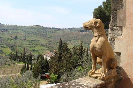 Livourne Excursion privée du Chianti...