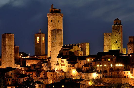 Private Tour: Siena, San Gimignano...