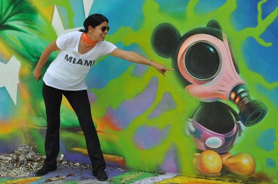 Miami Food and Art Walking Tour of...