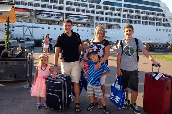 St Petersburg Arrival Transfer