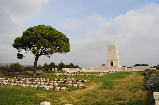 Combined Troy and Gallipoli Tour from...