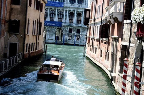 Venice Marco Polo Airport Private Arrival Transfer
