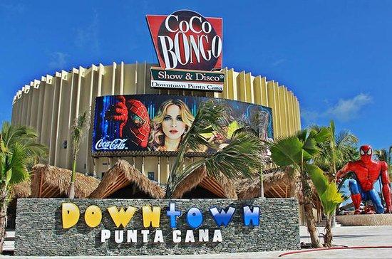 Biglietto d'ingresso al Coco Bongo a