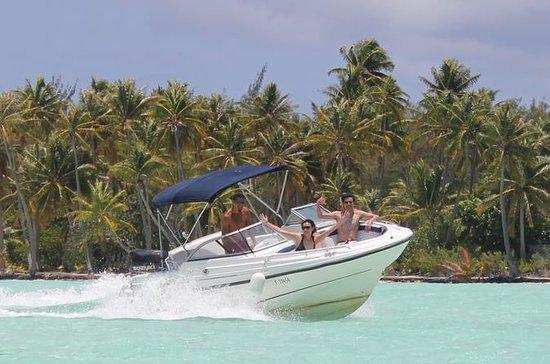 Private Bora Bora Snorkeling Cruise ...