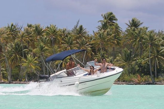Crucero privado de buceo Bora Bora...
