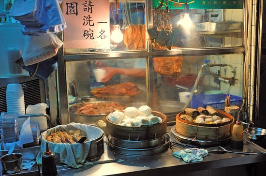 Hong Kong Sham Shui Po District Food...