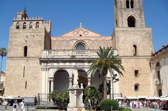 Half-day Tour of Monreale, Palermo...
