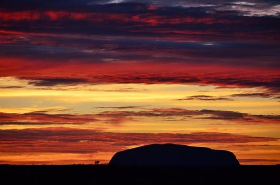 Overnight Uluru Camping Tour from