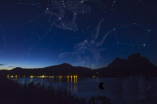 Bora Bora-Sternbeobachtungstour
