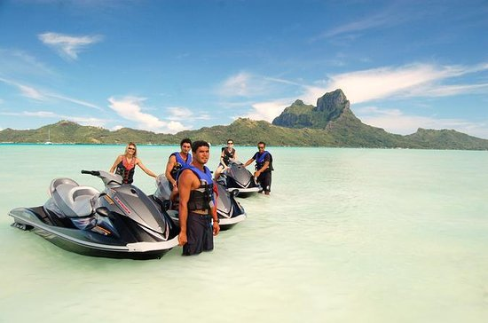 Bora Bora 4WD Tour, Lunch at Bloody...