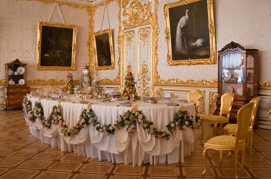 Privat tur: Catherine's Palace og...