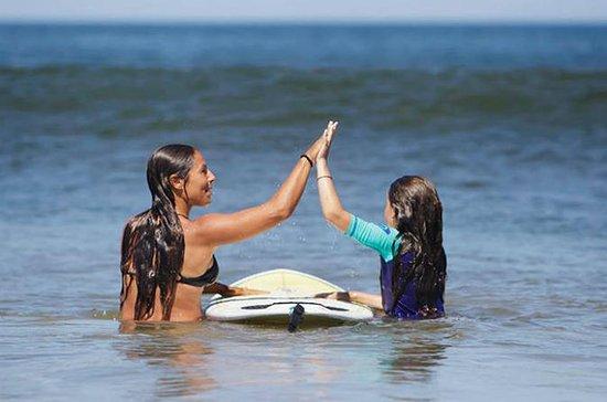 Lezione di surf privata