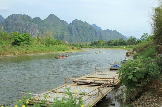 Tour privado de 3 días a Vang Vieng...