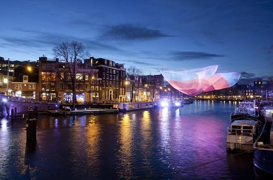 Amsterdam Light Festival Water Colors...