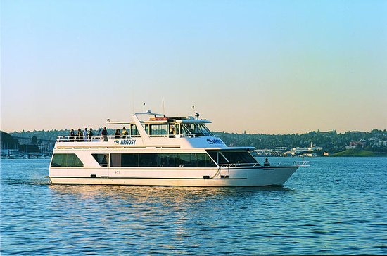 Lake Union Cruise from Seattle