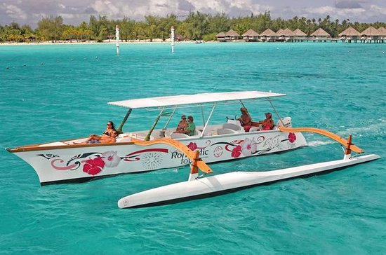 Small-Group Bora Bora Snorkel Cruise...