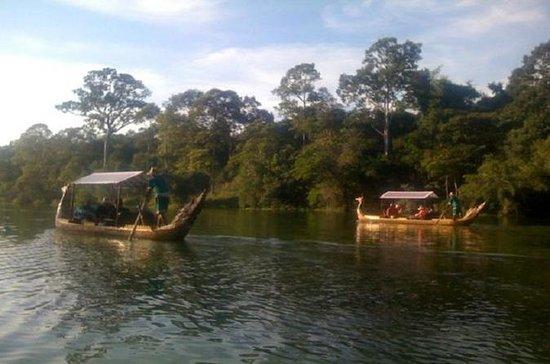 Angkor Gondola Cruise Including Hotel...
