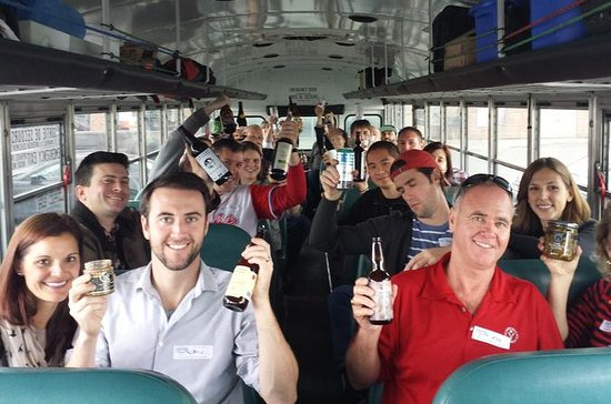 City Beers: Bus Tour di Ottawa