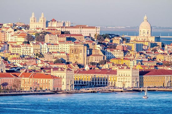 Lisbon River Sightseeing Cruise