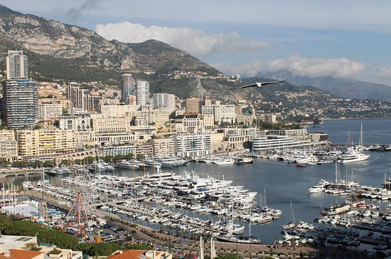 Monaco to Nice Airport Private Departure Transfer