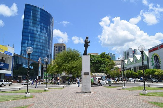 Port of Spain and Fort George