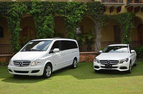 Private Luxury Arrival Transfer: Puerto Vallarta A